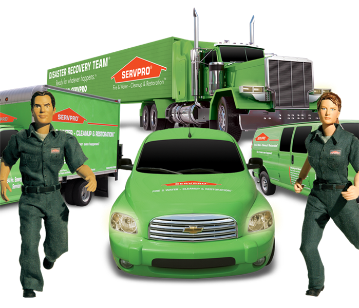 Why SERVPRO Our Clients are our Community