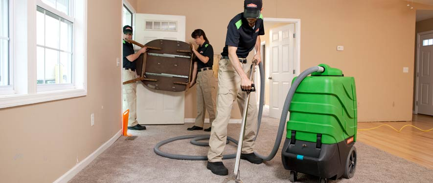 Monaca, PA residential restoration cleaning